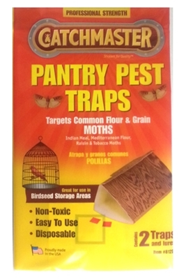 Picture of CATCHMASTER PANTRY PEST TRAPS 2PK (MOTHS)