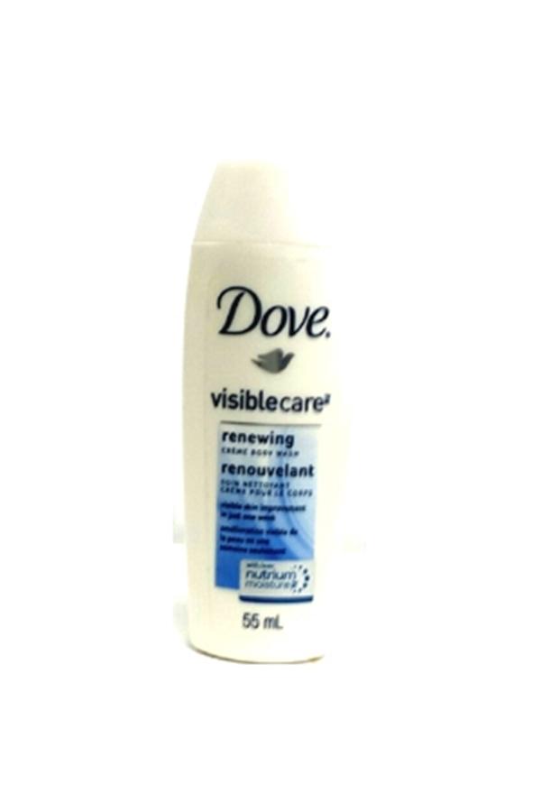 dove visible care body wash