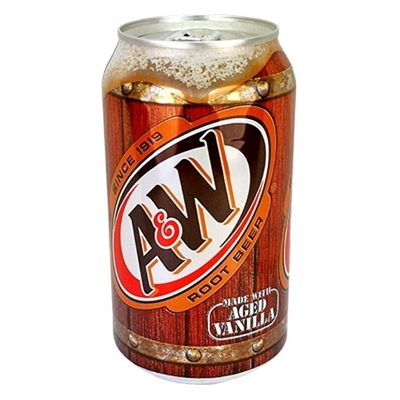 Picture of STASH CAN A&W 355ML